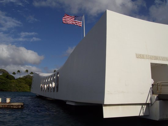Pearl Harbor : USS Arizona