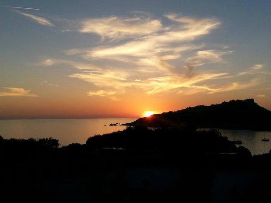Ristorante S'Andira: Meraviglioso tramonto