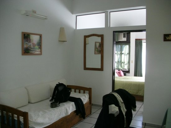 Bad-Wiessee Apart Hotel: habitaciones