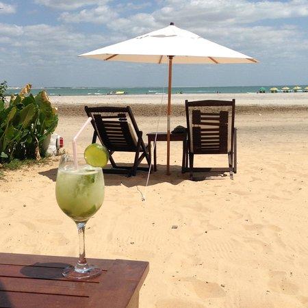 Casa na Praia : Accès direct sur la plage