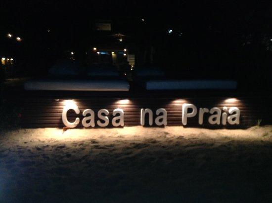 Casa na Praia : La nuit