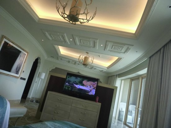 Waldorf Astoria Ras Al Khaimah: Room