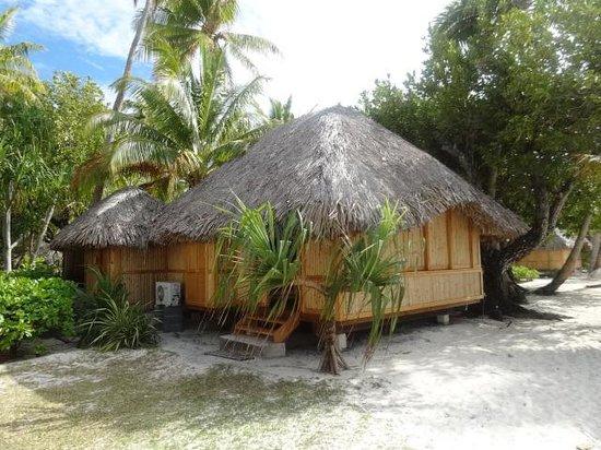 Bora Bora Pearl Beach Resort & Spa : Nuestra casita en la playa