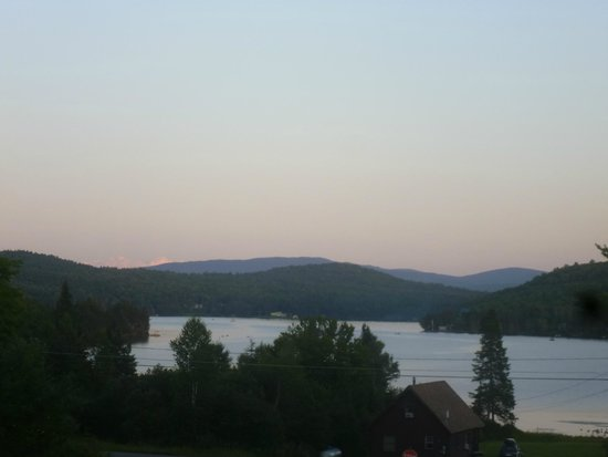 Tall Timber Lodge : View from Luk's Lakeview