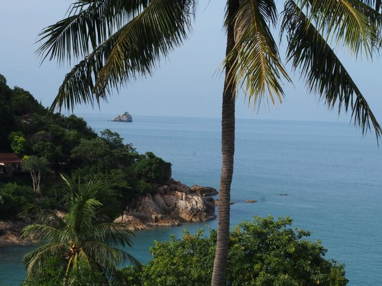 The Tongsai Bay: View from room 511