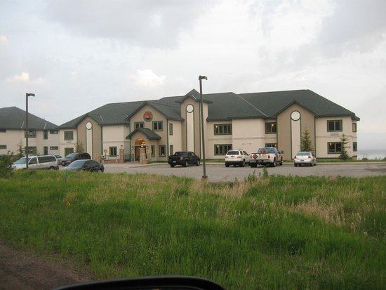 Superior Shores Resort: Burlington Bay Lakehome unit