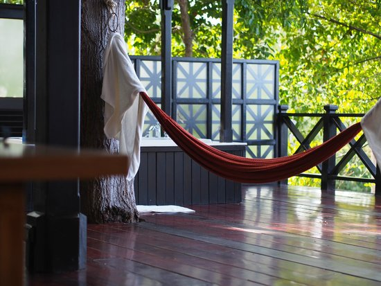 The Tongsai Bay: Hammock at room 511