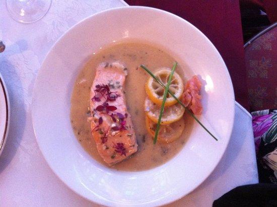 Enrico's La Boheme: My main course