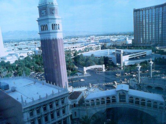 The Venetian Las Vegas: Vista desde mi habitación