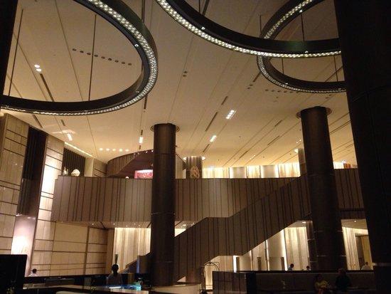 Hotel Nikko Saigon: Nikko Hotel Saigon - Lobby
