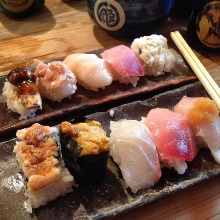 Endo Sushi Kyobashi : I die for these delicious sushi!!!