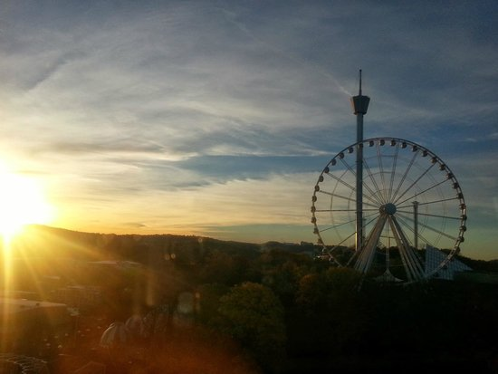 Lisebergs Nojespark: Lisebergs Panoramic wheel