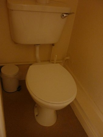 Bay Waverley Castle Hotel: toilet