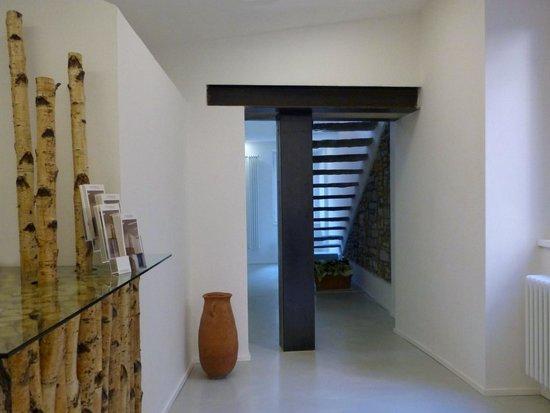 Fontana Rooms: ingresso