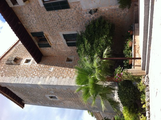 Es Port Hotel: Tolles Haus aus dem 17. Jahrhundert!