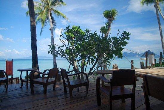 Thapwarin Resort: restaurant