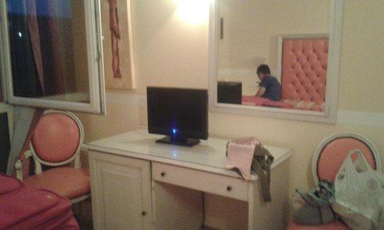 Hotel Alle Torri: twin room