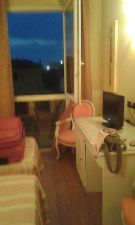Hotel Alle Torri: room