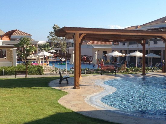 La Marquise Luxury Resort Complex: The pool outside our suite
