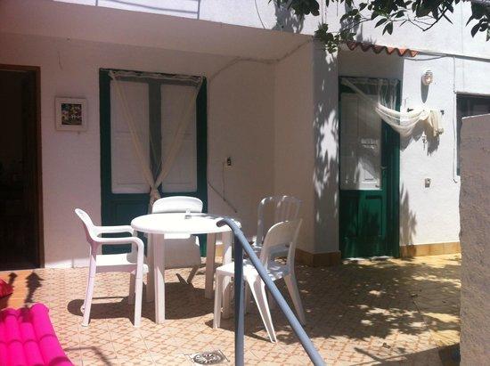 """Residence Villa Tina: camera della struttura """"più vicina al centro"""""""