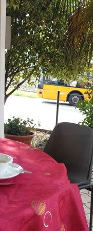 Hotel Alle Torri: terrace