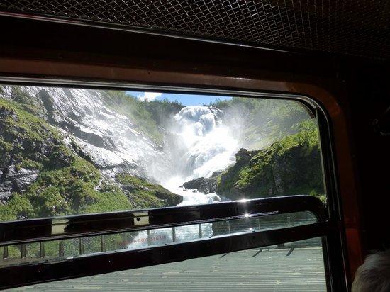 The Flam Railway: Flamsbana - Patrimonio da Unesco (1)