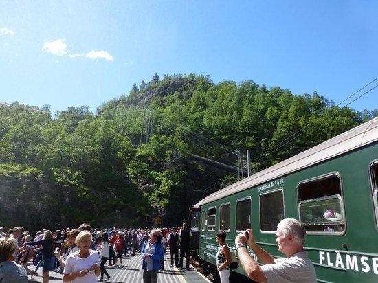 The Flam Railway: Flamsbana - Patrimonio da Unesco (3)