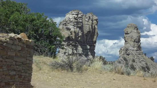 Wyndham Pagosa: Chimney Rock