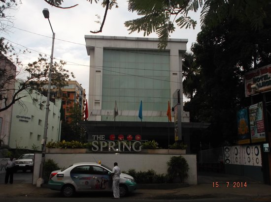 The Spring Hotel: Hotel view from street