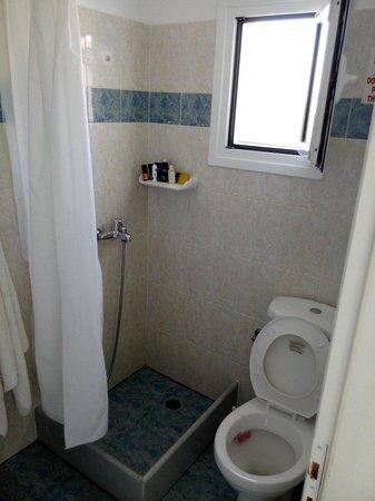 Panorama Rooms & Studios : Bathroom