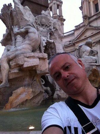 Piazza Navona : Di giorno