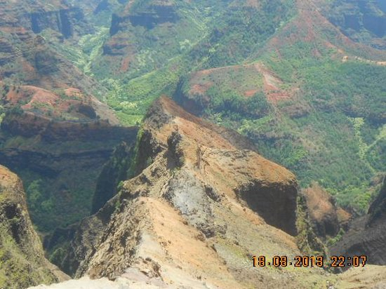 Waimea Canyon : wow! 1