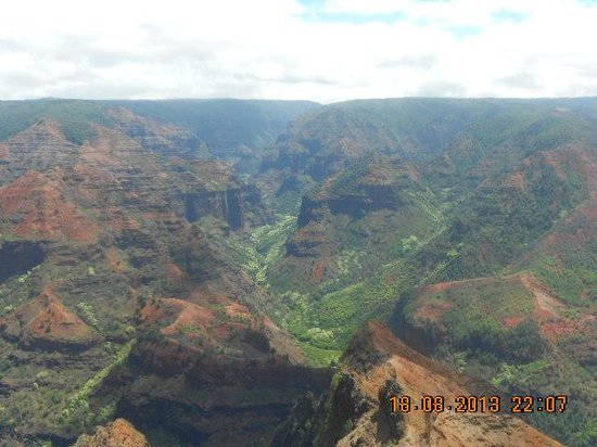 Waimea Canyon : wow!! 2