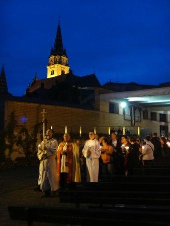 Marian shrine (Crkva-bazilika Majke Bozje Bistricke)