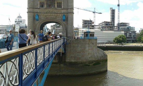 Puente Tower Bridge: Pont