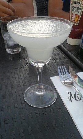 Victoria Restaurant : Margarita
