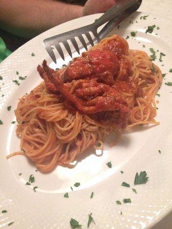 Ristorante Casanova: spaghetti all'astice