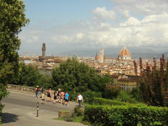Firenze | Piazzale Michelangelo | Bélvedère