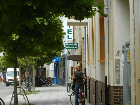 Altstadthotel Wienecke: Excellent location