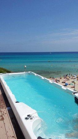 Viva Cala Mesquida Resort & Spa: Jacuzzi
