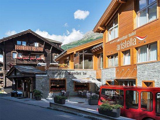 Hotel Aristella swissflair: Hotel Aristelle und Restaurant Spycher