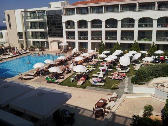 Albatros Spa Resort Hotel: Albatros hotel resort&spa Hersonisos