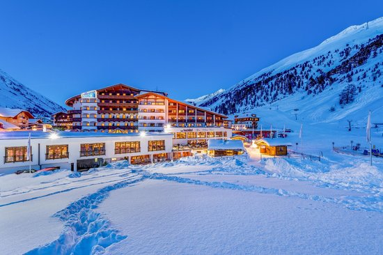 Alpen Wellness Resort Hotel Hochfirst