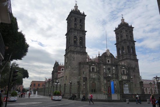 Catedral Basilica de Puebla : Собор