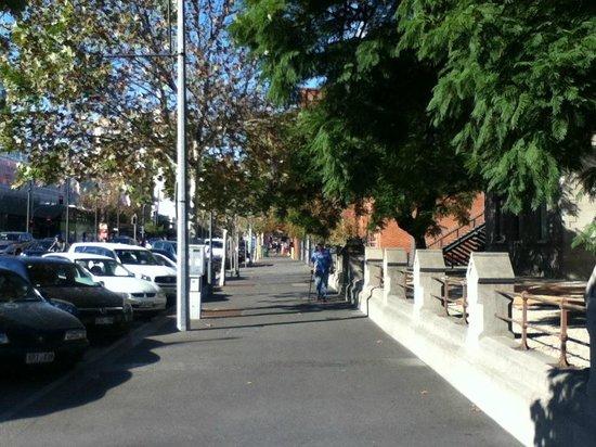 Adelaide Central Market: City Street - Adelaide