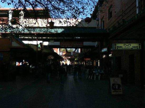 Adelaide Central Market: Adelaide