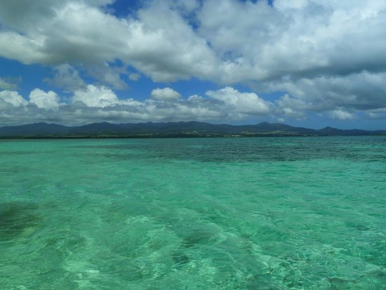Blue Lagoon Excursion: le lagon