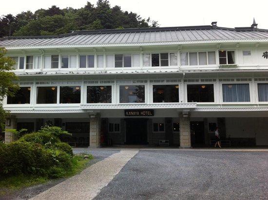Nikko Kanaya Hotel: 日光金谷ホテル