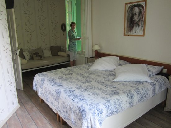 """Domaine a L'Aise: Room """"Rosemary"""""""