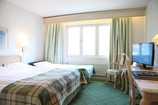 Hotel Molndals Bro: Trebäddsrum Economy